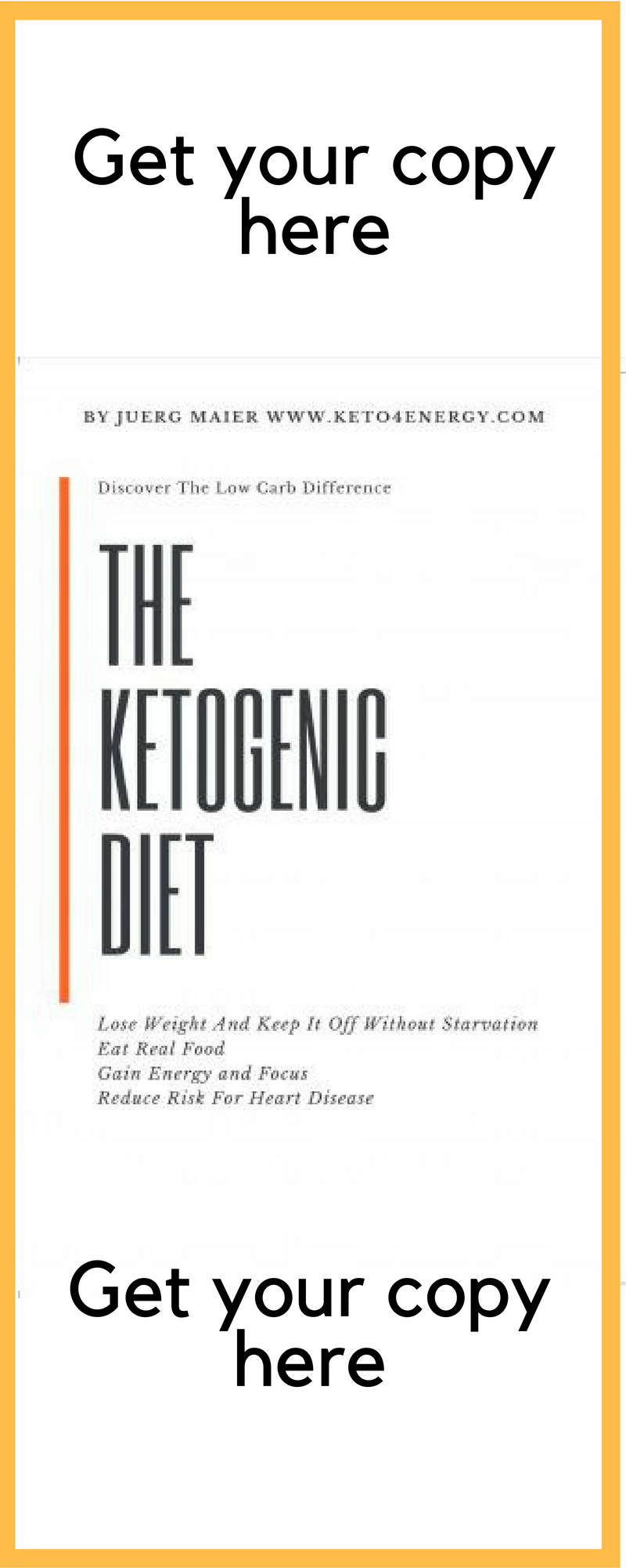 Banner hoch- ketogenic diet book add